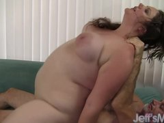 Fat & Sexy Joslyn Underwood gets fucked good